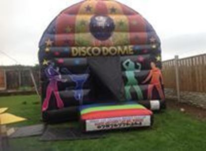Picture of Disco Dome - Bouncy Castle