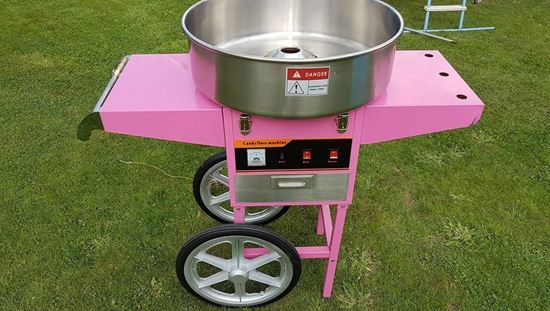 Picture of Candy floss machine